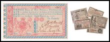 Reproduction Colonial Currency